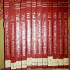 Enciclopedias de segunda mano: ENCICLOPEDIA INTERNACIONAL PAL 12 TOMOS. Lote 266915549