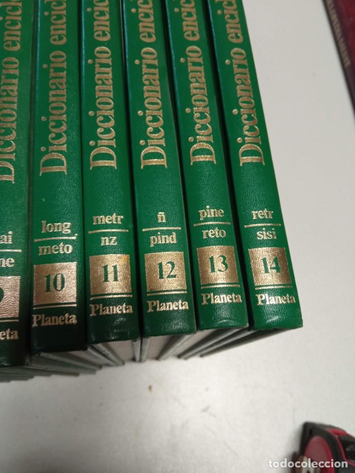 Enciclopedias de segunda mano: Enciclopedia Larousse - Foto 4 - 270110418