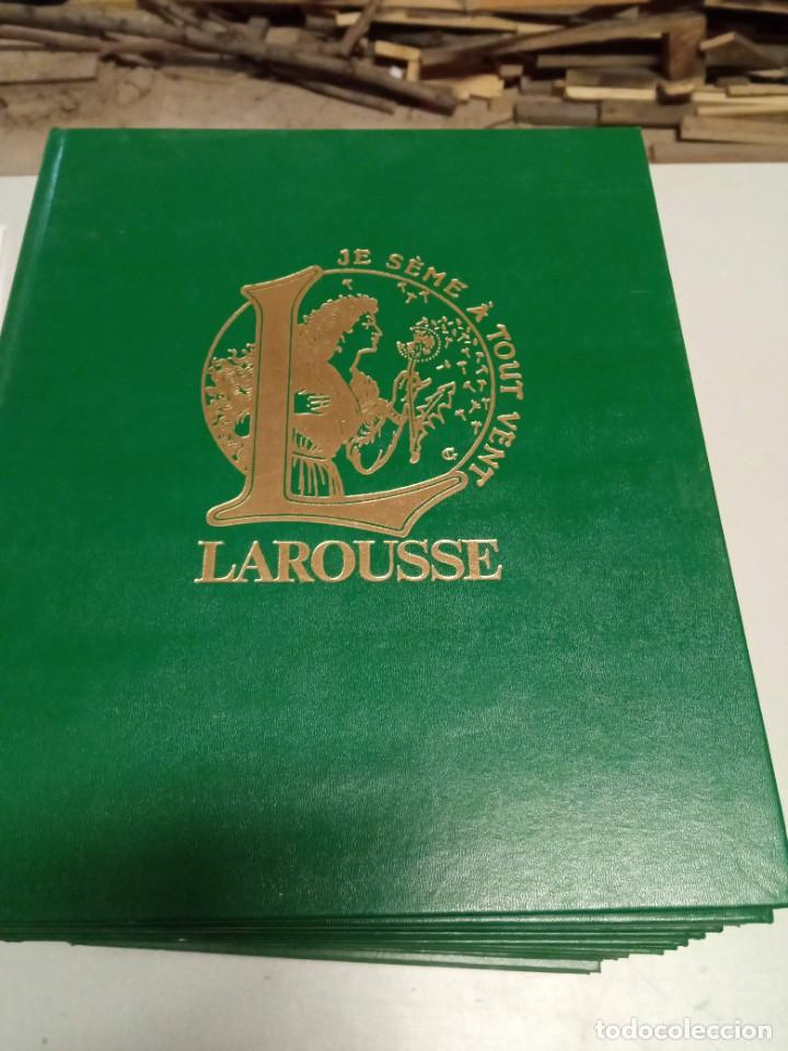Enciclopedias de segunda mano: Enciclopedia Larousse - Foto 5 - 270110418