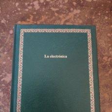 """Enciclopedias de segunda mano: BIBLIOTECA SALVAT DE GRANDES TEMAS """"GT"""" N° 99: LA ELECTRÓNICA (SALVAT). Lote 270251168"""
