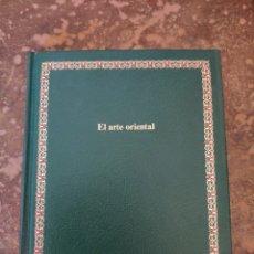 """Enciclopedias de segunda mano: BIBLIOTECA SALVAT DE GRANDES TEMAS """"GT"""" N° 91: EL ARTE ORIENTAL (SALVAT). Lote 270251233"""