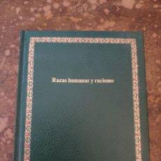 """Enciclopedias de segunda mano: BIBLIOTECA SALVAT DE GRANDES TEMAS """"GT"""" N° 81: RAZAS HUMANAS Y RACISMO (SALVAT). Lote 270251363"""
