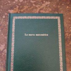 """Enciclopedias de segunda mano: BIBLIOTECA SALVAT DE GRANDES TEMAS """"GT"""" N° 70: LA NUEVA MATEMÁTICA (SALVAT). Lote 270251498"""