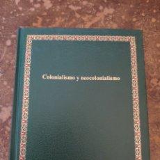 """Enciclopedias de segunda mano: BIBLIOTECA SALVAT DE GRANDES TEMAS """"GT"""" N° 63: COLONIALISMO Y NEOCOLONIALISMO (SALVAT). Lote 270251628"""