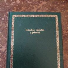 """Enciclopedias de segunda mano: BIBLIOTECA SALVAT DE GRANDES TEMAS """"GT"""" N° 34: ESTRELLAS, CÚMULOS Y GALAXIAS (SALVAT). Lote 270252018"""