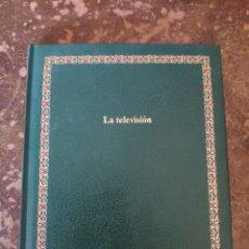 """Enciclopedias de segunda mano: BIBLIOTECA SALVAT DE GRANDES TEMAS """"GT"""" N° 14: LA TELEVISIÓN (SALVAT). Lote 270252233"""