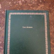 """Enciclopedias de segunda mano: BIBLIOTECA SALVAT DE GRANDES TEMAS """"GT"""" N° 6: LOS ÁTOMOS (SALVAT). Lote 270252418"""