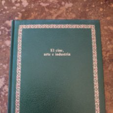 """Enciclopedias de segunda mano: BIBLIOTECA SALVAT DE GRANDES TEMAS """"GT"""" N° 5: EL CINE, ARTE E INDUSTRIA (SALVAT). Lote 270252498"""