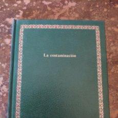 """Enciclopedias de segunda mano: BIBLIOTECA SALVAT DE GRANDES TEMAS """"GT"""" N° 1: LA CONTAMINACIÓN (SALVAT). Lote 270252598"""