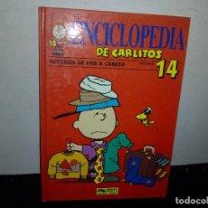 Enciclopedias de segunda mano: 36- ENCICLOPEDIA DE CARLITOS VOLUMEN 14. Lote 271611478