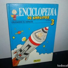 Enciclopedias de segunda mano: 36- ENCICLOPEDIA DE CARLITOS VOLUMEN 3. Lote 271612013
