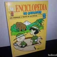 Enciclopedias de segunda mano: 36- ENCICLOPEDIA DE CARLITOS VOLUMEN 2. Lote 271612288