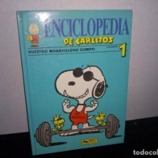 Enciclopedias de segunda mano: 36- ENCICLOPEDIA DE CARLITOS VOLUMEN 1. Lote 271613508