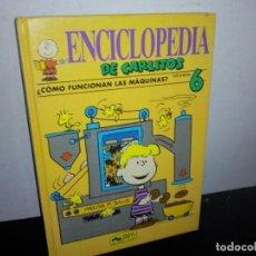 Enciclopedias de segunda mano: 36- ENCICLOPEDIA DE CARLITOS VOLUMEN 6. Lote 271613873
