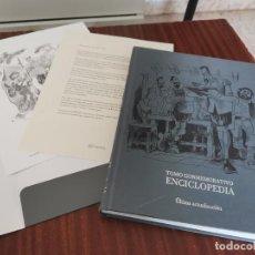 Livres d'occasion: ESPECTACULAR TOMO HOMENAJE A MINGOTE TOMO CONMEMORATIVO Y DIBUJO EDICIÓN ESPECIAL NUMERADO AÑO 2017. Lote 272274698