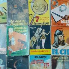 Enciclopedias de segunda mano: LOTE DE ENCICLOPEDIAS PULGA, LAS DE LA FOTO. Lote 272300248