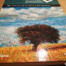 Enciclopedias de segunda mano: CIENCIAS DE LA TIERRA Y DEL UNIVERSO - LA ENCICLOPEDIA DEL ESTUDIANTE. Lote 272499953