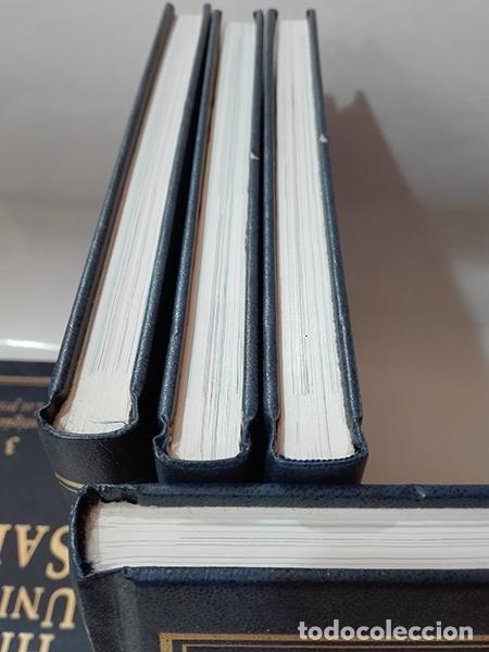 Enciclopedias de segunda mano: ENCICLOPEDIA. HISTORIA UNIVERSAL SALVAT. 17 volúmenes. - Foto 5 - 275853273