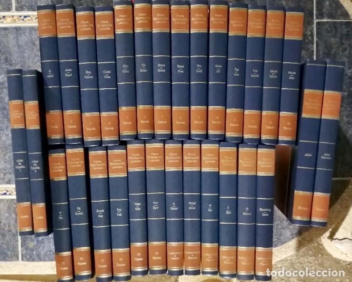 NUEVA ENCICLOPEDIA LAROUSSE 30 TOMOS (Libros de Segunda Mano - Enciclopedias)