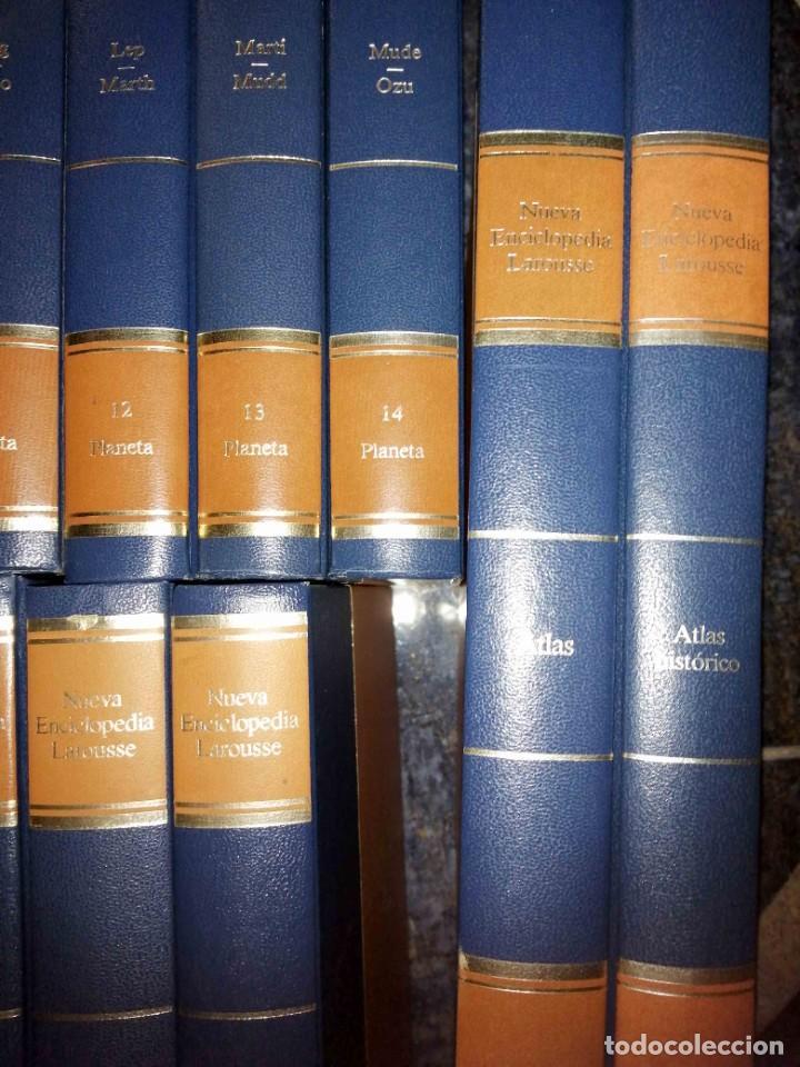 Enciclopedias de segunda mano: Nueva enciclopedia Larousse 30 tomos - Foto 3 - 276570173