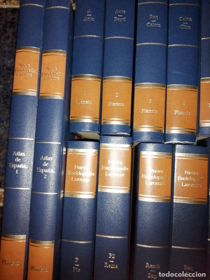 Enciclopedias de segunda mano: Nueva enciclopedia Larousse 30 tomos - Foto 4 - 276570173