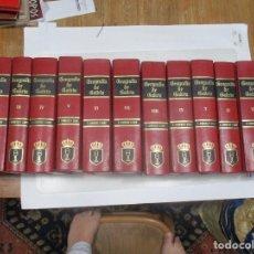 Enciclopedias de segunda mano: GEOGRAFÍA GENERAL DEL REINO DE GALICIA (13 TOMOS) W8183. Lote 276801943