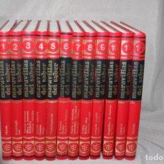 Enciclopedias de segunda mano: ENCICLOPEDIA MARAVILLAS DEL SABER-12 TOMOS. Lote 277619568