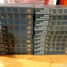 Livres d'occasion: ENCICLOPEDIA TEMÁTICA CIESA 20 TOMOS. Lote 280121658