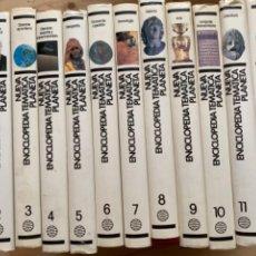 Enciclopedias de segunda mano: NUEVA ENCICLOPEDIA TEMÁTICA, 12 TOMOS. Lote 280539738