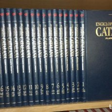 Enciclopedias de segunda mano: ENCICLOPEDIA UNIVERSAL CATALANA - 21 TOMOS / COMPLETA - PLANETA AGOSTINI DISPONGO MAS ENCICLOPEDIAS. Lote 284081568