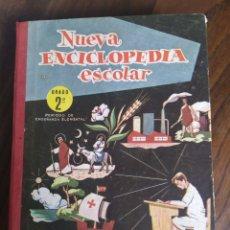 Livres d'occasion: NUEVA ENCICLOPEDIA ESCOLAR SEGUNDO GRADO. Lote 285271108