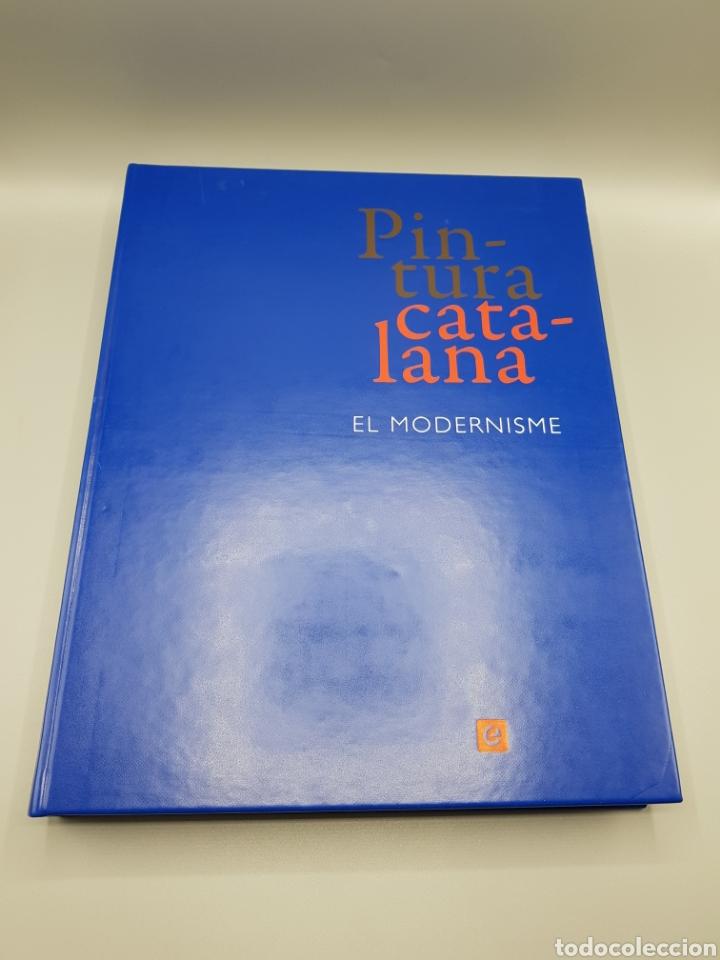 Enciclopedias de segunda mano: PINTURA CATALANA EL MODERNISME GRAN GRUP ENCICLOPEDIA CATALANA MODERNISMO GRAN FORMATO 2016 FONTBONA - Foto 4 - 285392553