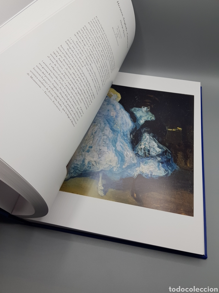Enciclopedias de segunda mano: PINTURA CATALANA EL MODERNISME GRAN GRUP ENCICLOPEDIA CATALANA MODERNISMO GRAN FORMATO 2016 FONTBONA - Foto 9 - 285392553