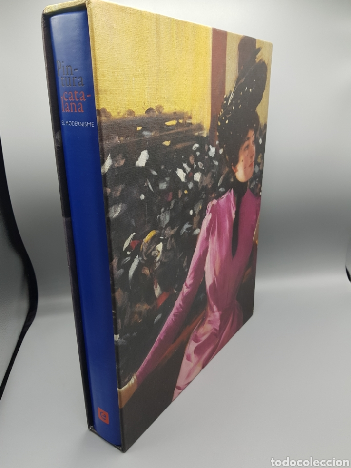 Enciclopedias de segunda mano: PINTURA CATALANA EL MODERNISME GRAN GRUP ENCICLOPEDIA CATALANA MODERNISMO GRAN FORMATO 2016 FONTBONA - Foto 16 - 285392553