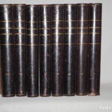 Enciclopedias de segunda mano: ENCICLOPEDIA ESTUDIANTIL. 209 FASCICULOS. COMPLETA, EDITORIAL CODEX, 1962.. Lote 285456178