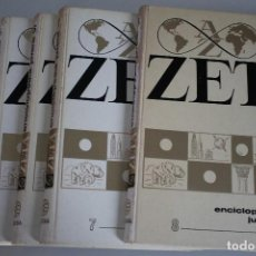 Enciclopedias de segunda mano: A ZETA ENCICLOPEDIA JUVENIL. Lote 286015353