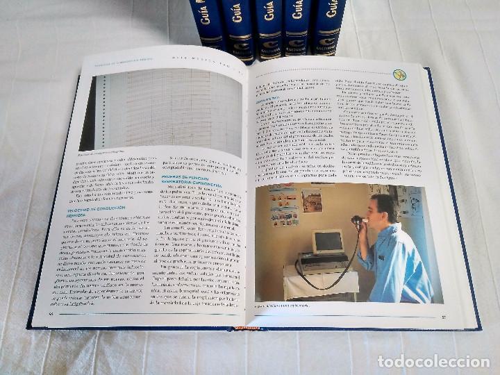 Enciclopedias de segunda mano: GUÍA MÉDICA FAMILIAR - 6 volúmenes - Foto 4 - 286194068