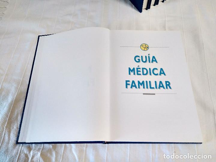 Enciclopedias de segunda mano: GUÍA MÉDICA FAMILIAR - 6 volúmenes - Foto 10 - 286194068