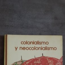 Enciclopedias de segunda mano: LIBRO COLONIALISMO Y NEOCOLONIALISMO, N°63 (BIBLIOTECA SALVAT DE GRANDES TEMAS) EDICIONES SALVAT,. Lote 286653828