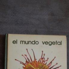 Enciclopedias de segunda mano: LIBRO EL MUNDO VEGETAL, N°65 (BIBLIOTECA SALVAT DE GRANDES TEMAS) EDICIONES SALVAT, 1973. Lote 286654923