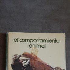 Enciclopedias de segunda mano: LIBRO EL COMPORTAMIENTO ANIMAL, N°71 (BIBLIOTECA SALVAT DE GRANDES TEMAS) EDICIONES SALVAT, 1973. Lote 286657858
