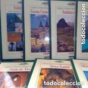 Enciclopedias de segunda mano: COLECC.COMPLETA, MARAVILLAS Y TESOROS D PATRIMONIO D LA HUMANIDAD, REV.TIEMPO+ CARTA FELIPE P. ASTUR - Foto 2 - 287372468