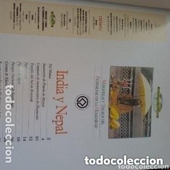 Enciclopedias de segunda mano: COLECC.COMPLETA, MARAVILLAS Y TESOROS D PATRIMONIO D LA HUMANIDAD, REV.TIEMPO+ CARTA FELIPE P. ASTUR - Foto 5 - 287372468