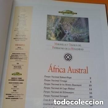 Enciclopedias de segunda mano: COLECC.COMPLETA, MARAVILLAS Y TESOROS D PATRIMONIO D LA HUMANIDAD, REV.TIEMPO+ CARTA FELIPE P. ASTUR - Foto 10 - 287372468