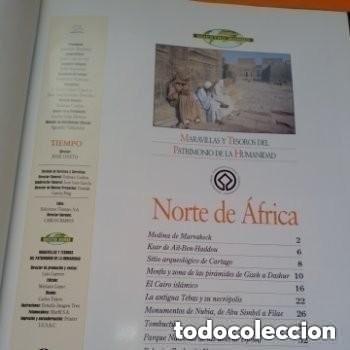Enciclopedias de segunda mano: COLECC.COMPLETA, MARAVILLAS Y TESOROS D PATRIMONIO D LA HUMANIDAD, REV.TIEMPO+ CARTA FELIPE P. ASTUR - Foto 15 - 287372468
