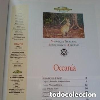 Enciclopedias de segunda mano: COLECC.COMPLETA, MARAVILLAS Y TESOROS D PATRIMONIO D LA HUMANIDAD, REV.TIEMPO+ CARTA FELIPE P. ASTUR - Foto 17 - 287372468