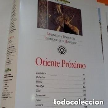 Enciclopedias de segunda mano: COLECC.COMPLETA, MARAVILLAS Y TESOROS D PATRIMONIO D LA HUMANIDAD, REV.TIEMPO+ CARTA FELIPE P. ASTUR - Foto 18 - 287372468