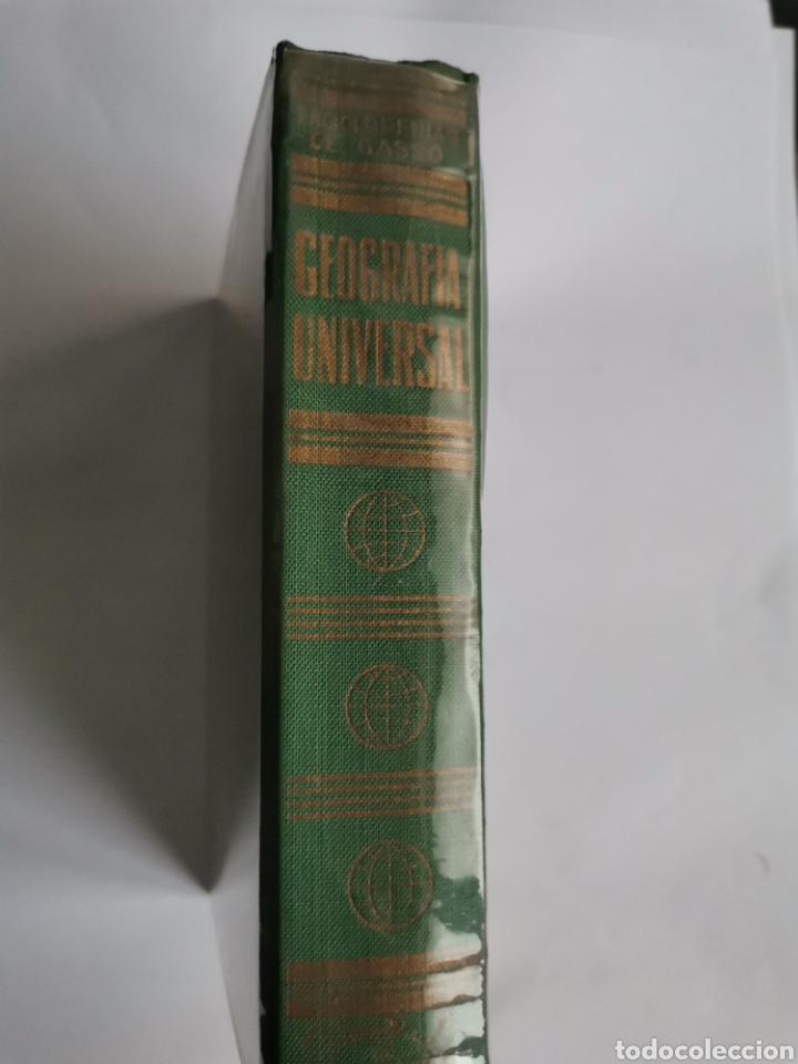 Enciclopedias de segunda mano: Geografía Universal enciclopedias de Gasso tercera edición 1961 - Foto 2 - 287583423