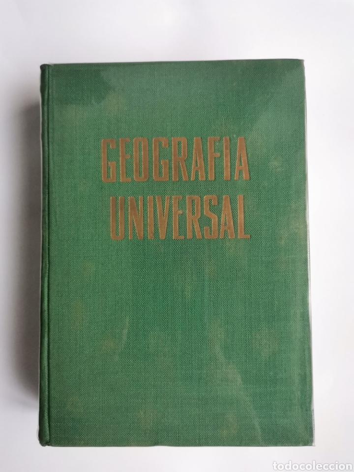 GEOGRAFÍA UNIVERSAL ENCICLOPEDIAS DE GASSO TERCERA EDICIÓN 1961 (Libros de Segunda Mano - Enciclopedias)