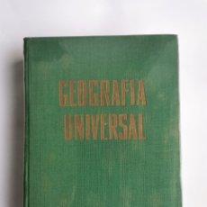 Enciclopedias de segunda mano: GEOGRAFÍA UNIVERSAL ENCICLOPEDIAS DE GASSO TERCERA EDICIÓN 1961. Lote 287583423